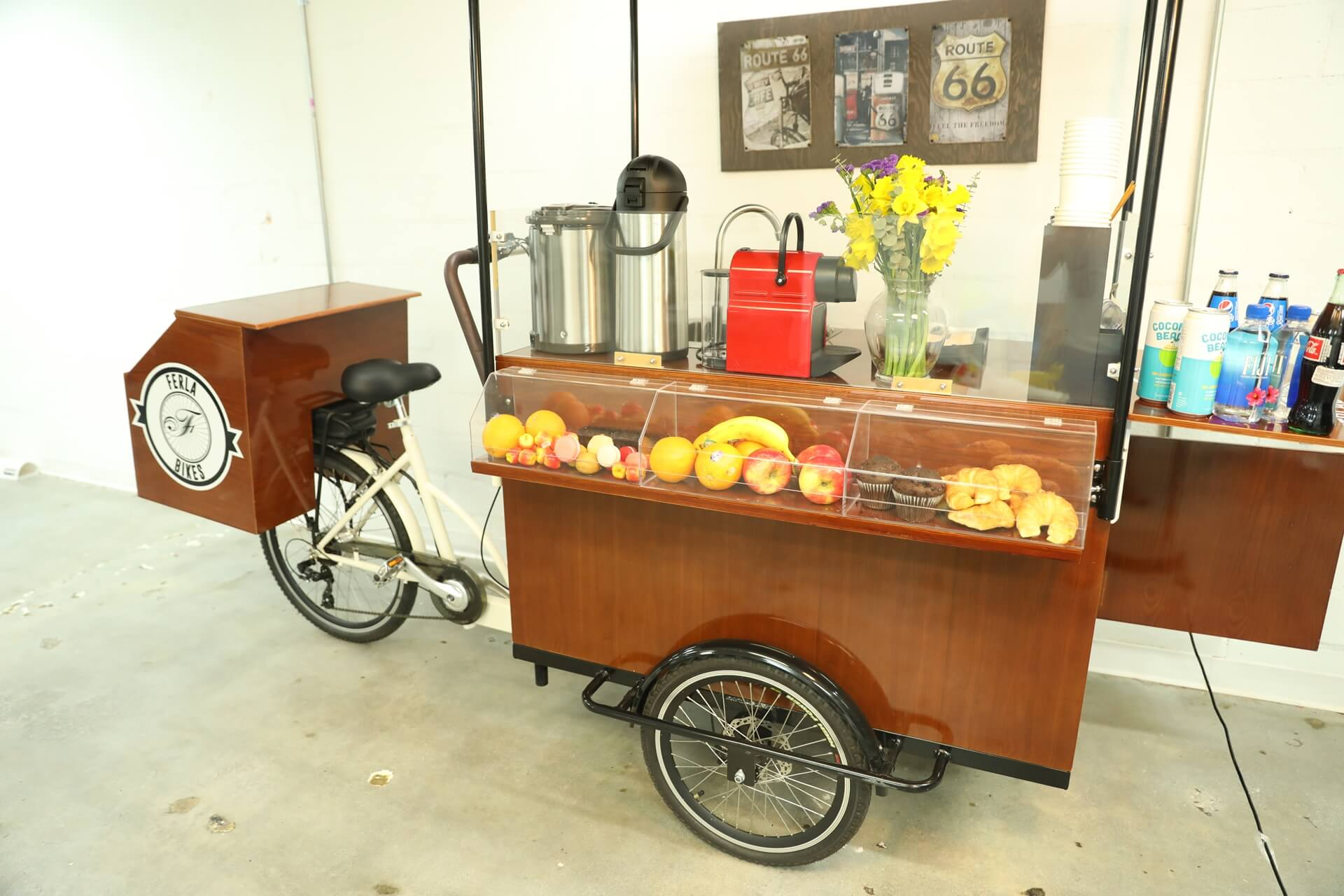 Coffee Bike For Sale Mobile Coffee Cart Business On