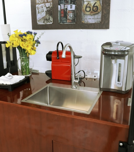 Compartment Hand-Wash Sink