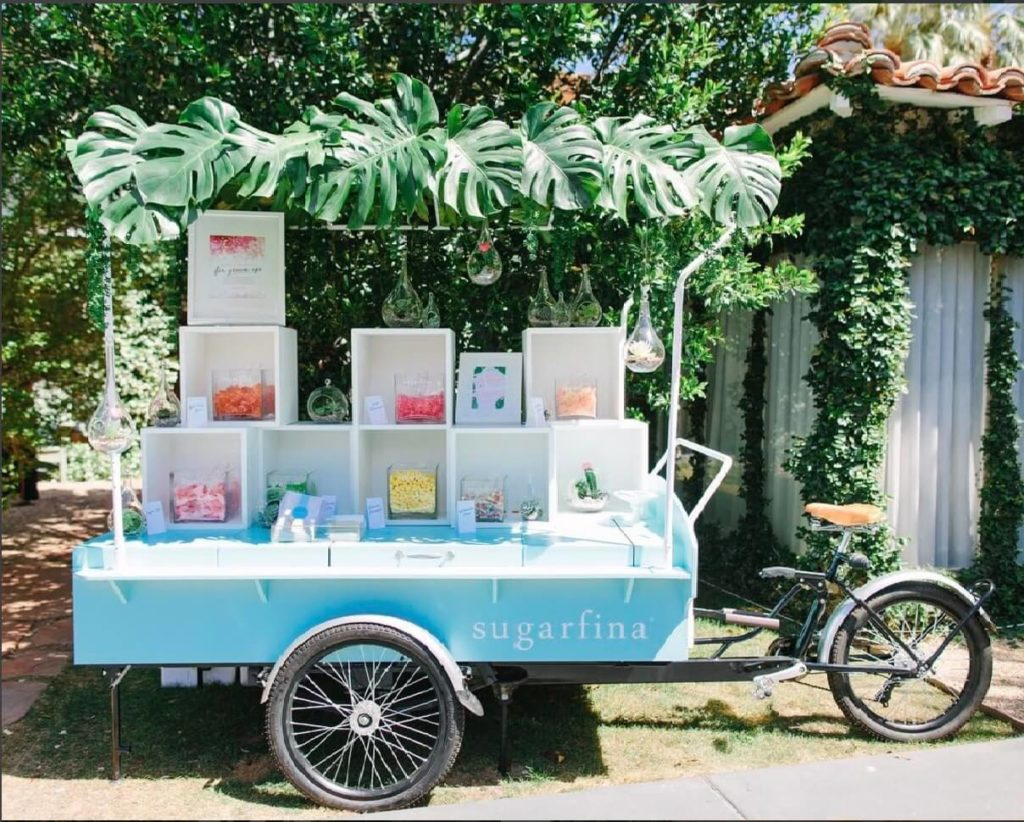 Sugarfina's Mobile Pop-Up Shop