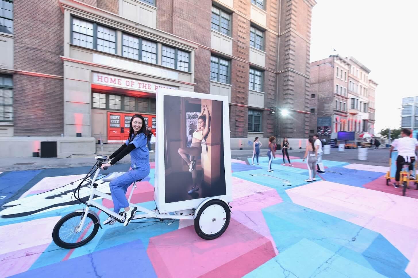 Promo Bike for Puma