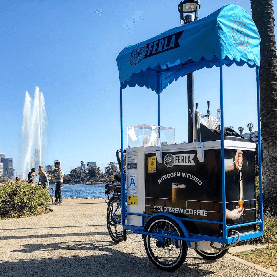 Ferla Cold Brew Bike Is Coming Soon!