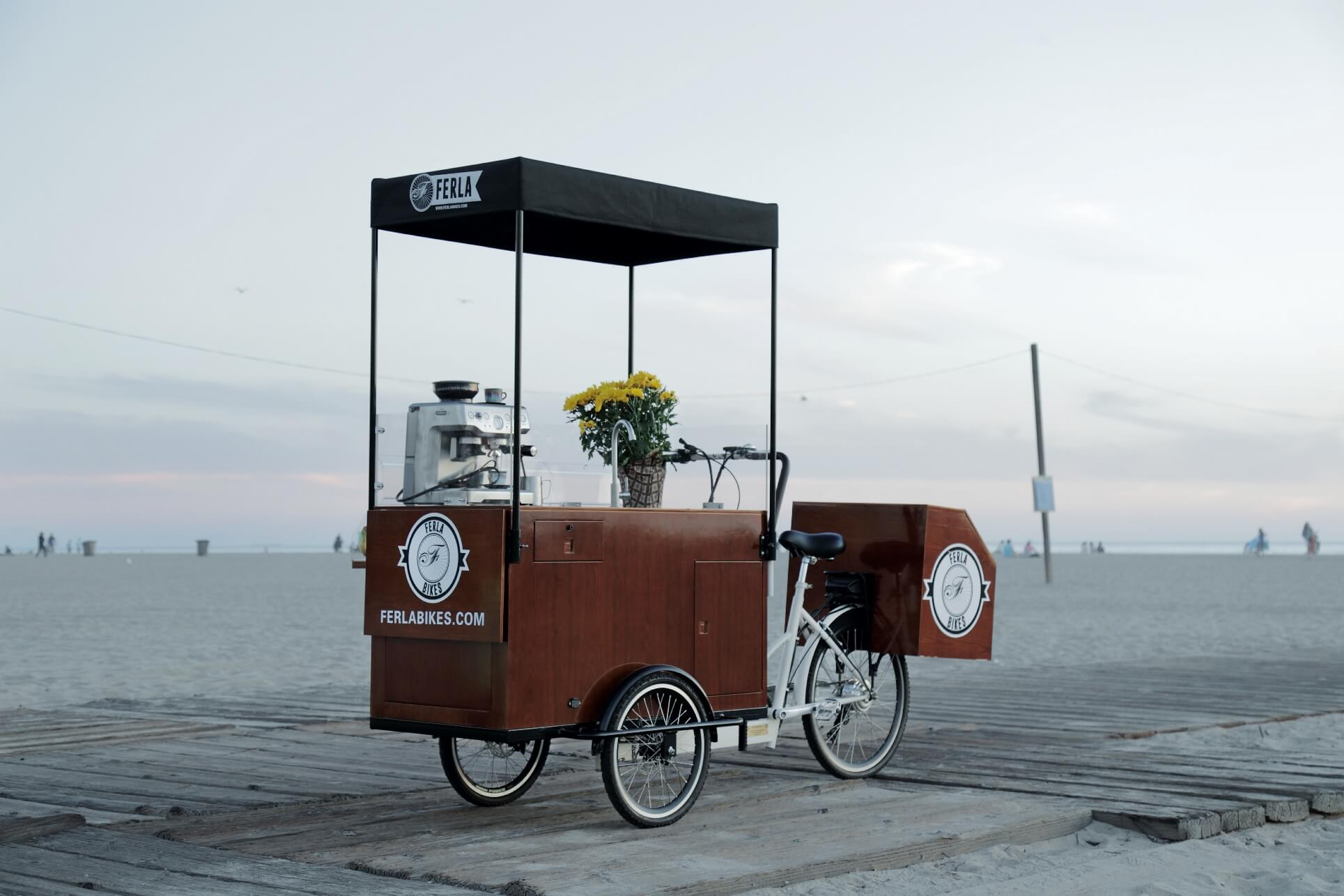 ferla 2 coffee bike