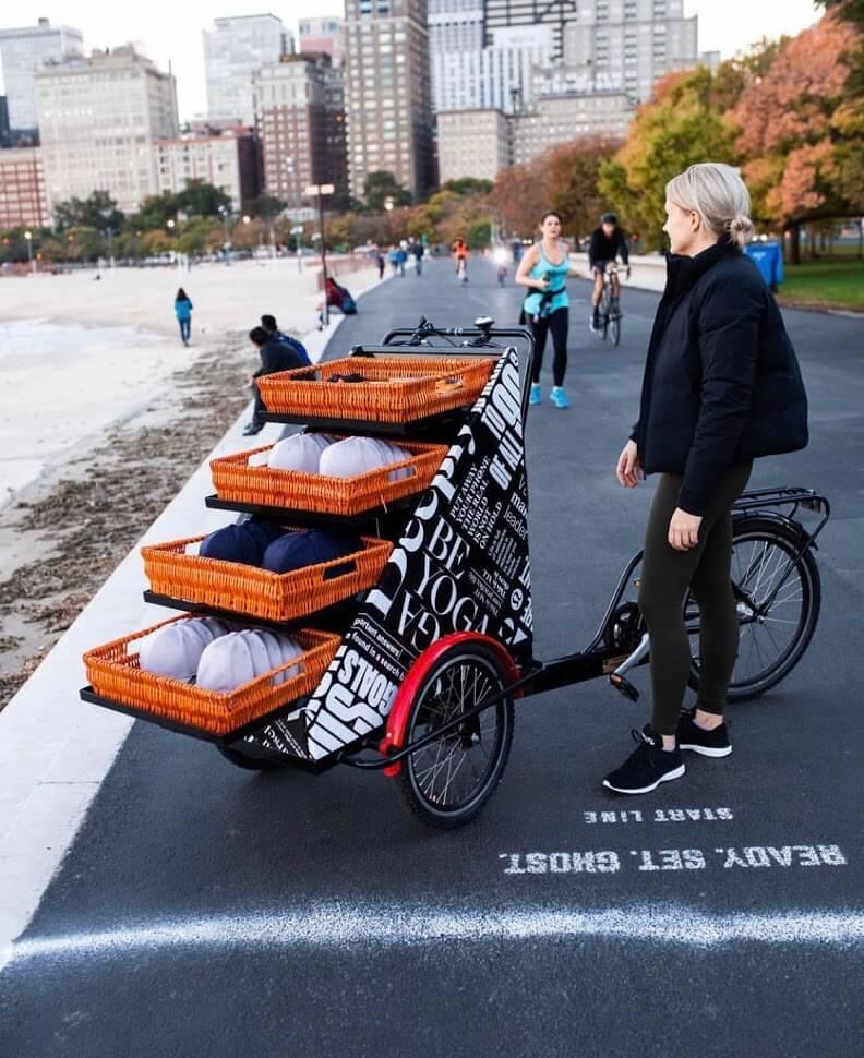 Ferla x Lululemon: Ghost Races and Promo Bikes!