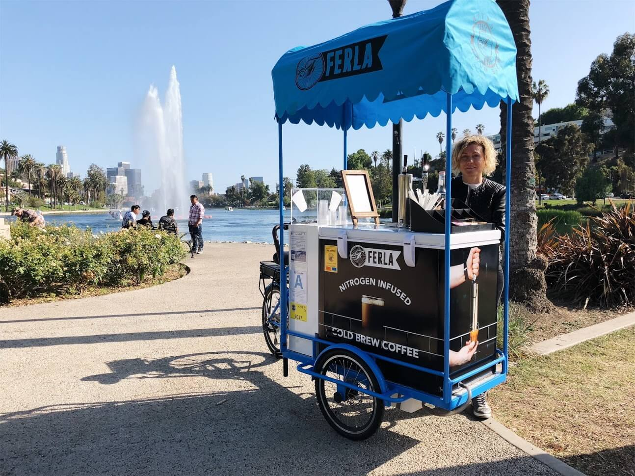 How to Start a Coffee Cart Business with FerlaBikes