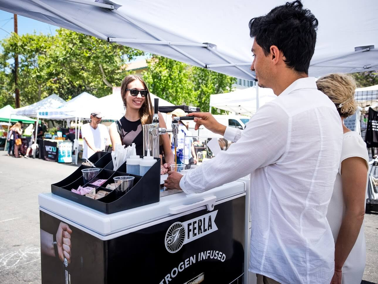Coffee Cart Business