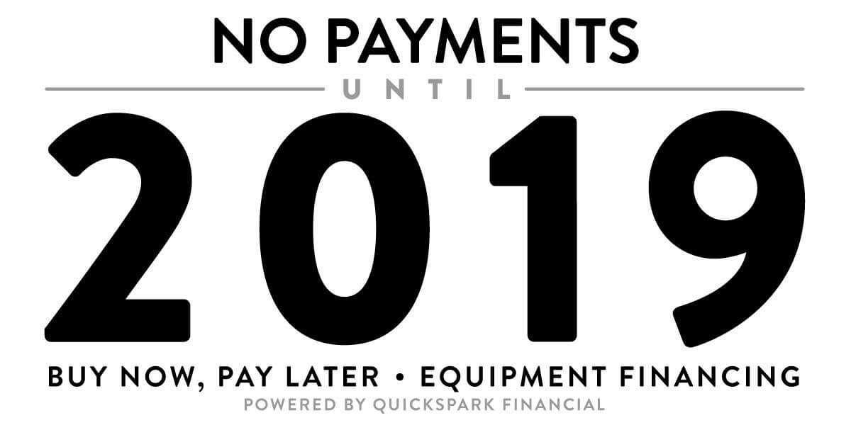 No Payments Until 2019: The Time To Finance Your Ferla Bike Is NOW!