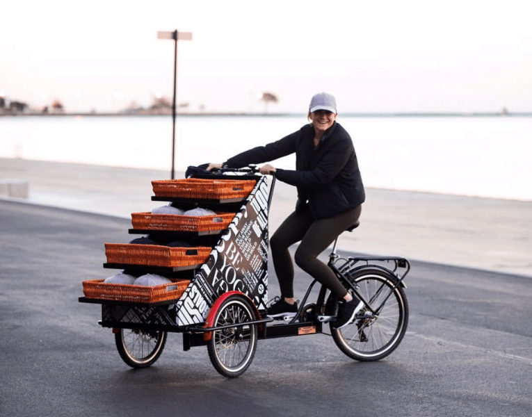 Ferla Vendor – Vending Bike
