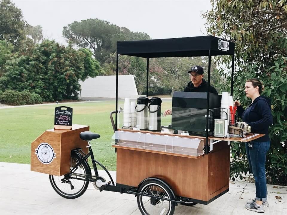 Coffee Bike