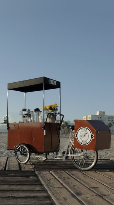 Ferla 2: The World's Most Innovative Coffee Bike