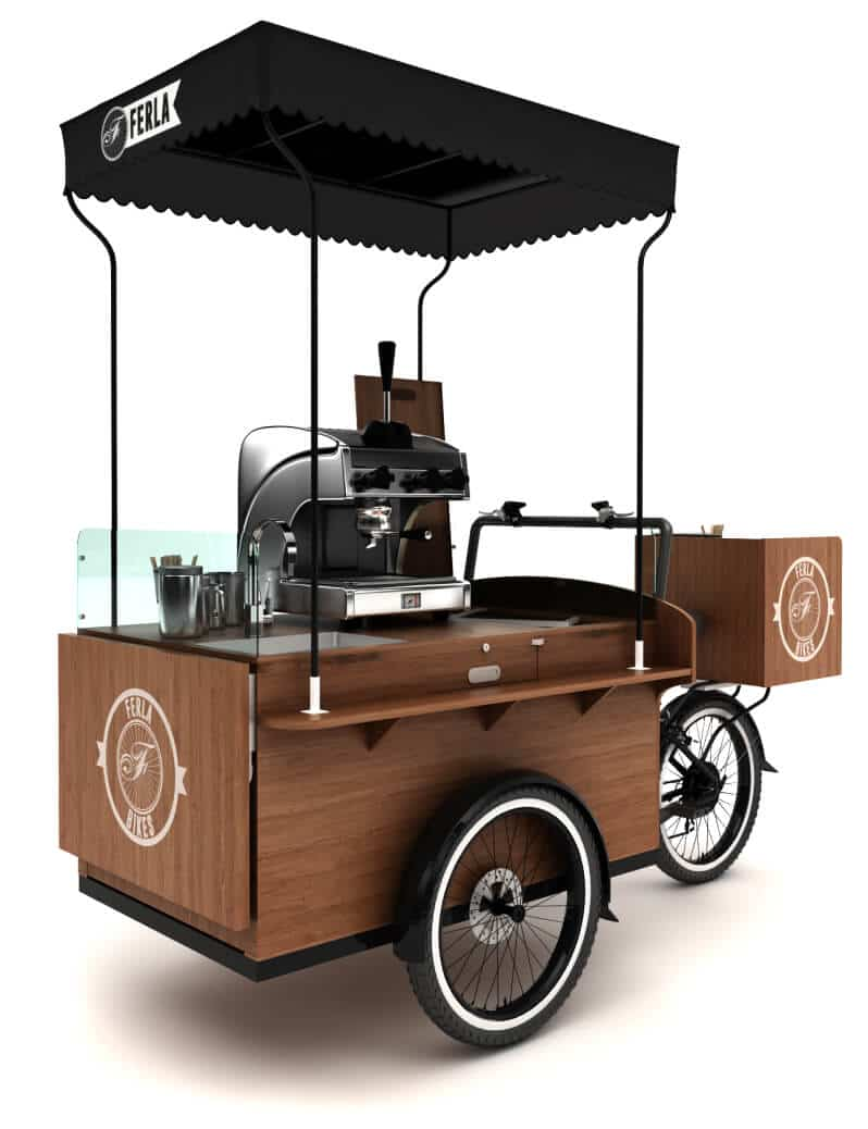 Ferla X Coffee Bike