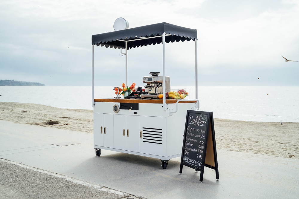 Ferla Grande Coffee Cart