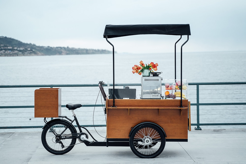 Ferla X – The Ultimate Café on Wheels Walkaround Video