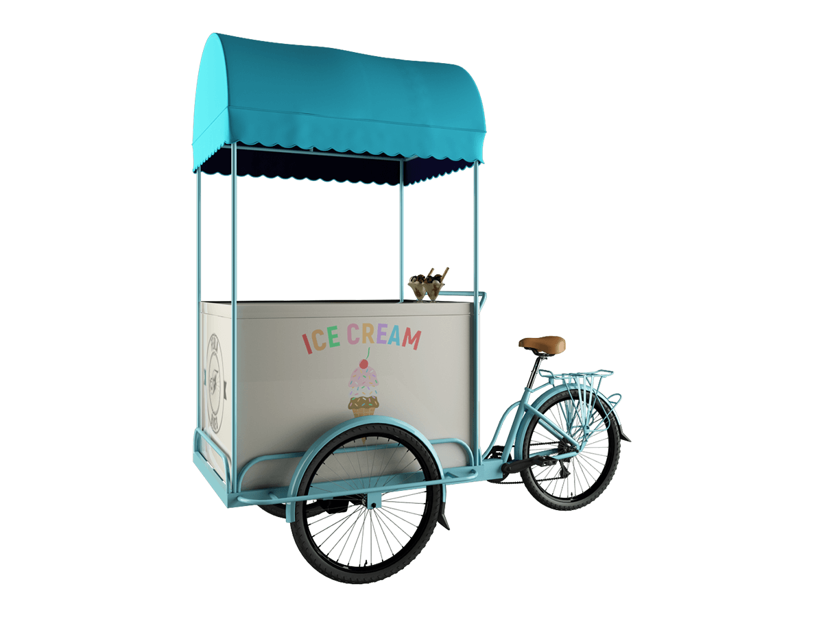 Ferla Ice-Cream Bike